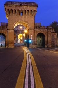 Bologna, Porta Saragozza