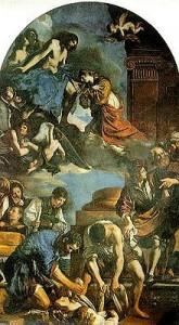 Guercino petronilla